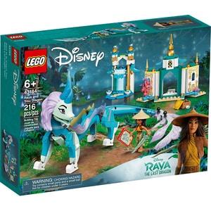 LEGO Disney: Raya si Dragonul Sisu 43184, 6 ani+, 216 piese