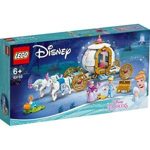 LEGO Disney: Trasura regala a Cenusaresei 43192, 6 ani+, 237 piese