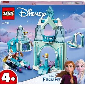 LEGO Disney Princess: Tinutul minunilor din Regatul de gheata 43194, 4 ani+, 154 piese