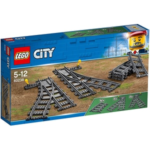LEGO City: Macazurile 60238, 5 - 12 ani, 8 piese