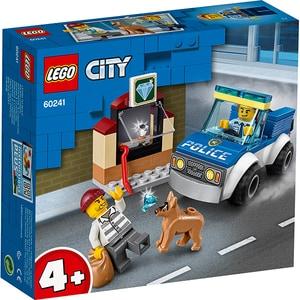 LEGO City: Unitate de politie canina 60241, 4 ani+, 67 piese
