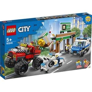 LEGO City: Police - Camionul gigant de politie si atacul armat 60245, 5 ani+, 362 piese