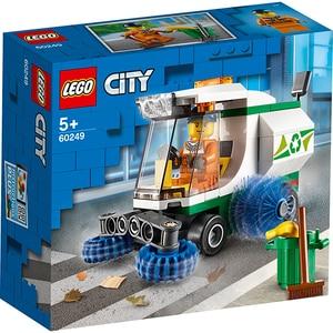 LEGO City: Masina de maturat strada 60249, 5 ani+, 89 piese