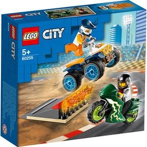 LEGO City: Echipa de cascadorii 60255, 5 ani+, 62 piese