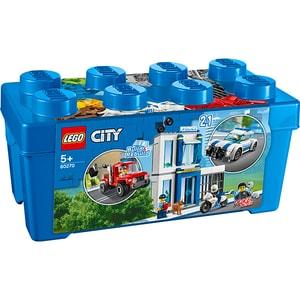 LEGO City: Avanpostul politiei 60270, 5 ani+, 301 piese