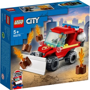 LEGO City: Camion de pompieri 60279, 5 ani+, 87 piese