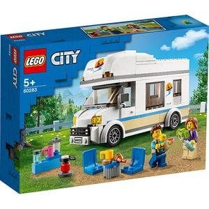 LEGO City: Rulota de vacanta 60283, 5 ani+, 190 piese