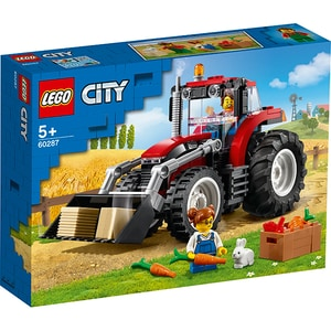 LEGO City: Tractor 60287, 5 ani+, 148 piese