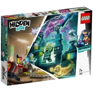 LEGO Hidden Side: Laboratorul cu fantome al lui J.B. 70418, 7 ani+, 173 piese
