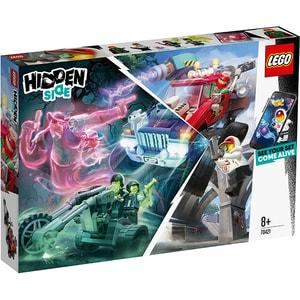 LEGO Hidden: Camionul de cascadorii al lui El Fuego 70421, 8 ani+, 428 piese
