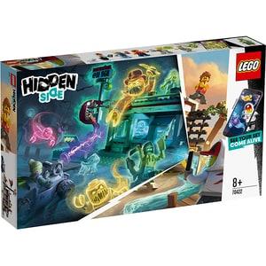 LEGO Hidden: Atacul de la baraca cu creveti 70422, 8 ani+, 579 piese