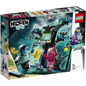LEGO Hidden: Side Bun venit in Hidden: Side 70427, 7 ani+, 189 piese