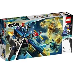 LEGO Hidden: Side Avionul de cascadorie al lui El Fuego 70429, 7 ani+, 295 piese