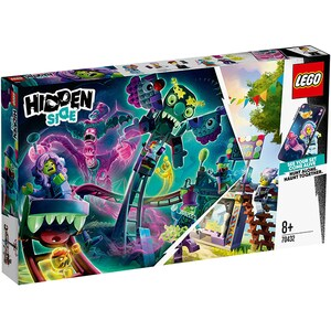 LEGO Hidden Side: Balciul bantuit 70432, 8 ani+, 466 piese