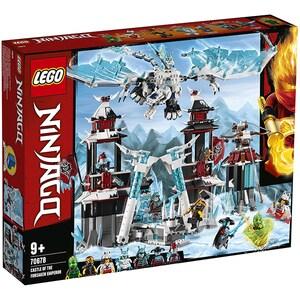 LEGO Ninjago: Castelul imparatului Parasit 70678, 9 ani+, 1218 piese