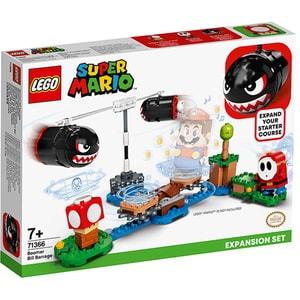 LEGO Mario: Set de extindere Boomer 71366, 7 ani+, 132 piese