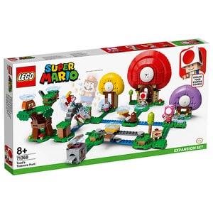 LEGO Mario: Set de extindere Toad 71368, 8 ani+, 464 piese