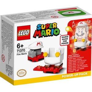 LEGO Mario: Costum de puteri - Foc 71370, 6 ani+, 11 piese