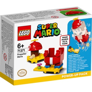 LEGO Mario: Costum de puteri - Zbor 71371, 6 ani+, 13 piese