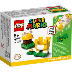 LEGO Mario: Costum de puteri - Pisica 71372, 6 ani+, 11 piese