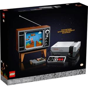 LEGO Super Mario: Nintendo Entertainment System 71374, 18 ani+, 2646 piese