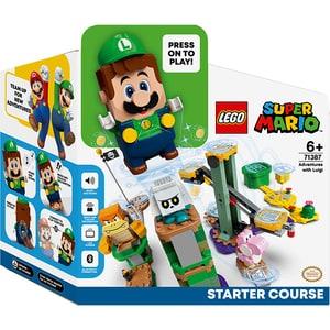 LEGO Super Mario: Aventurile lui Luigi 71387, 6 ani+, 280 piese