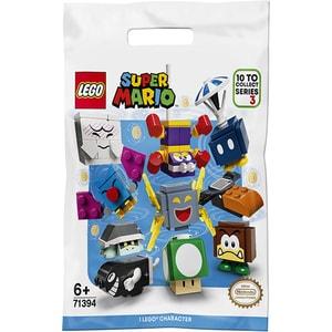 LEGO Super Mario: Pachete de personaje - Seria 3 71394, 6 ani+, 24 piese