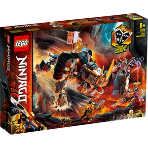 LEGO Ninjago: Creatura Minotaur a lui Zane 71719, 8 ani+, 616 piese