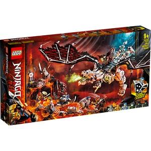 LEGO Ninjago: Dragonul vrajitorului Craniu 71721, 9 ani+, 1016 piese