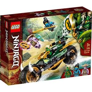 LEGO Ninjago: Motocicleta chopper a lui Lloyd 71745, 7 ani+, 183 piese