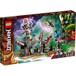 LEGO Ninjago: Satul strajerilor 71747, 8 ani+, 632 piese