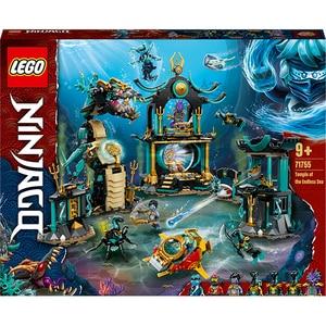 LEGO Ninjago: Templul Marii nesfarsite 71755, 9 ani+, 1060 piese