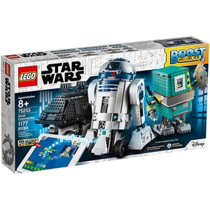 LEGO Star Wars: Comandant de droizi 75253, 8 ani+, 1177 piese