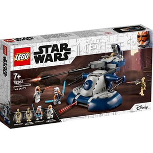 LEGO Star Wars: Tanc blindat de asalt (AAT) 75283, 7 ani+, 286 piese