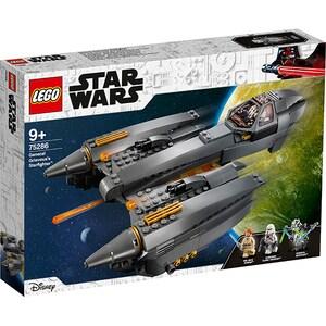 LEGO Star Wars: Starfighter al generalului Grievous 75286, 9 ani+, 487 piese