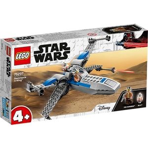 LEGO Star Wars: Resistance X-Wing 75297, 4 ani+, 60 piese