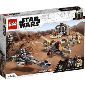 LEGO StarWars: Dificultati pe Tatooine 75299, 7 ani+, 276 piese