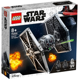LEGO StarWars: Imperial TIE Fighter 75300, 8 ani+, 432 piese