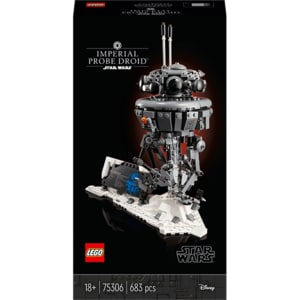 LEGO Super Heroes: Imperial Probe Droid 75306, 18 ani+, 683 piese