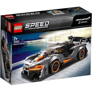 LEGO Speed Champions: McLaren Senna 75892, 7 ani+, 219 piese