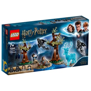 LEGO Harry Potter: Expecto Patronum 75945, 7 ani+, 121 piese