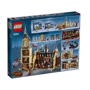 LEGO Harry Potter: Sala Mare Hogwarts 75954, 9 - 14 ani, 878 piese