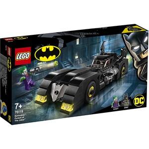 LEGO Super Heroes: Batmobile - Urmarirea lui Joker 76119, 7 ani+, 342 piese