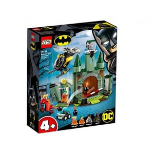 LEGO Super Heroes: Batman si fuga lui Joker 76138, 4 ani+, 171 piese