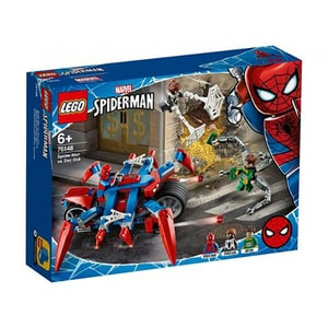LEGO Super Heroes: Omul Paianjen contra Doc Ock 76148, 6 ani+, 234 piese