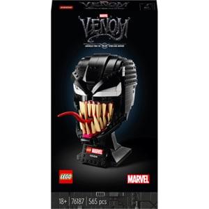 LEGO Super Heroes: Venom 76187, 18 ani+, 565 piese