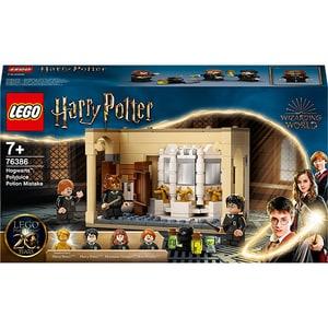 LEGO Harry Potter: Greseala cu Polipotiunea 76386, 7 ani+, 217 piese