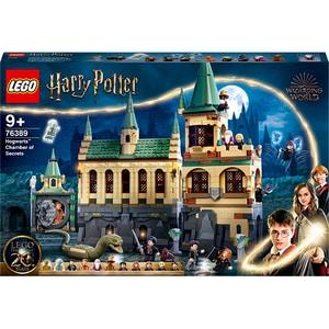 LEGO Harry Potter: Camera secretelor Hogwarts 76389, 9 ani+, 1176 piese