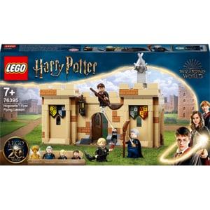 LEGO Harry Potter: Prima lectie de zbor 76395, 7 ani+, 264 piese
