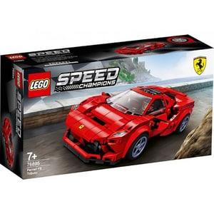 LEGO Speed Champions: Ferarri F8 Tributo 76895, 7 ani+, 275 piese